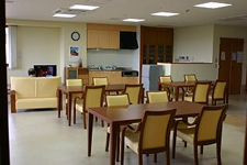 食堂・談話ホール(3F・4F・5F)