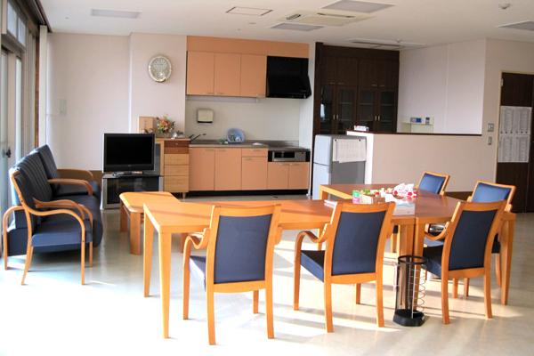 食堂・談話室(4F)